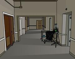 Escape the Health Center