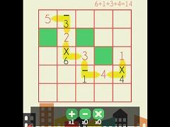 Math In Grid