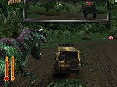 Tyrannosaurus Run