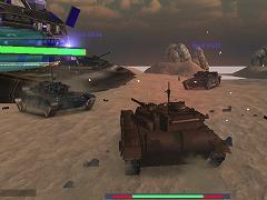 マルチプレイ3D戦車バトル Tank Off