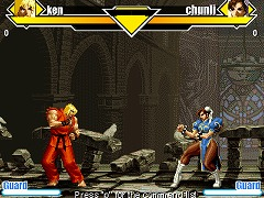 Street Fighter Flash