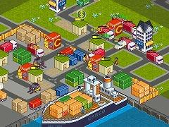 Cargo Shipment San Francisco