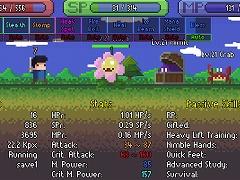 Idle RPG