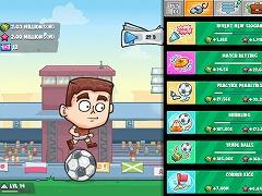 Soccer Simulator Idle Tournament