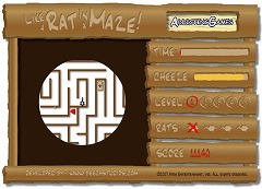Like a Rat in a Maze