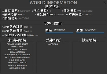 WORLD INFORMATION