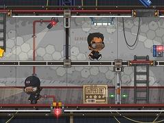 刑務所からの脱走ゲーム Stealth Bound