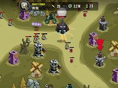 Tower Defense Monster Mash