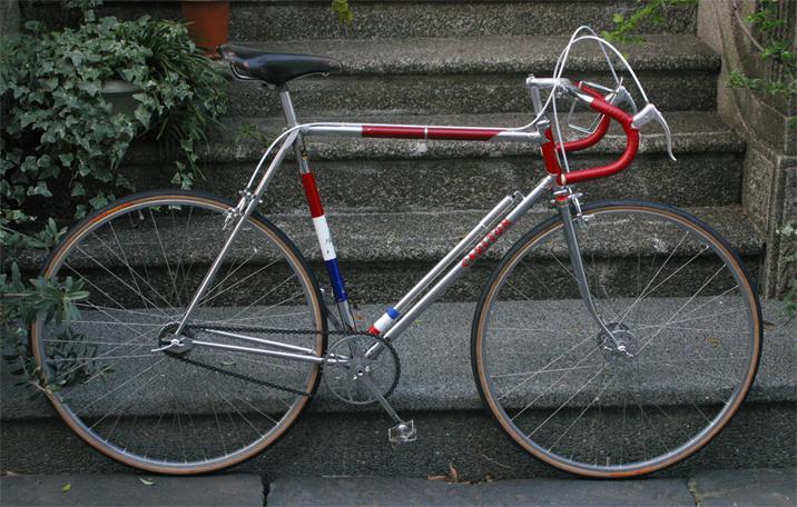 英国自転車 クラブモデル