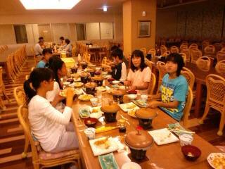 2011秋、ジュニアチーム白子合宿!