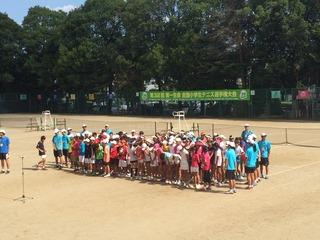 全国小学生テニス選手権
