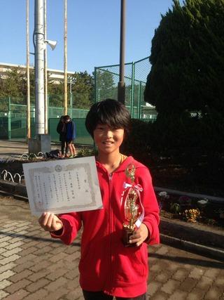 2018年横浜ジュニアテニストーナメントの結果まとめ