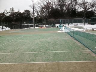 雪かき3日目!