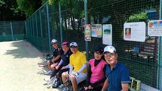 第1回レニックステニススクール親睦会