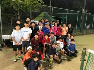 矢島コーチ誕生日!
