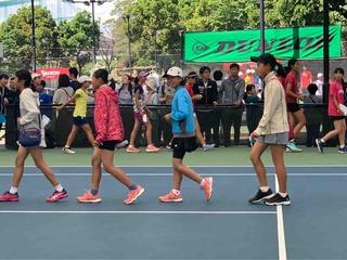 全国選抜ジュニアテニス選手権大会2019結果報告