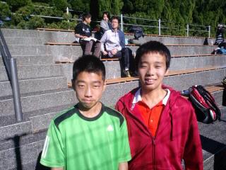 川崎ジュニア16歳以下予選始まりました!!