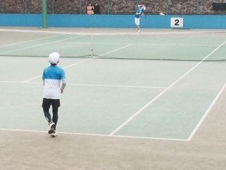 MUFGジュニアテニストーナメント神奈川県予選1R・2R!