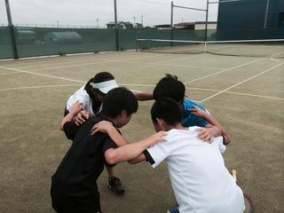 関東Jrテニス選手権一回戦結果!