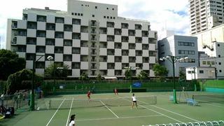 全日本ジュニアテニス選手権大会14歳以下女子ダブルス決勝戦(結果速報)