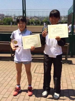神奈川県小学生大会準優勝!