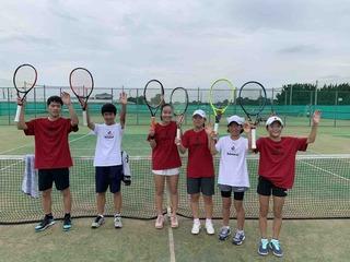 2019年度関東ジュニアテニス選手権大会結果報告