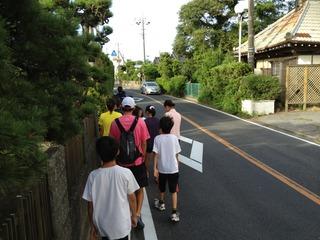 7/16IHSM合同合宿最終日!