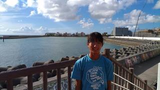 全国中学後の沖縄観光