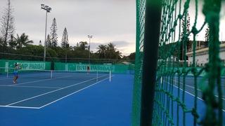 Open BNP PARIBAS JUNIOR de Nouvelle-Caledonieシングルス2回戦