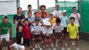 第4回IHSMテニスチーム合同強化合宿