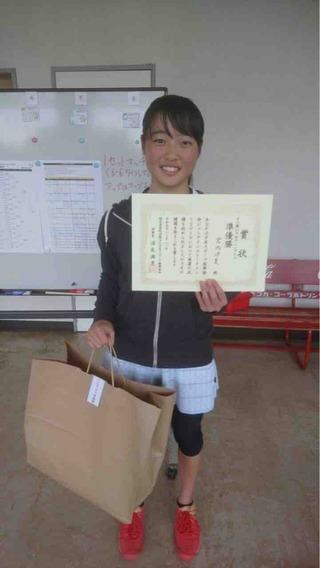 日本スポーツ振興協会ジュニアテニストーナメント2019結果報告