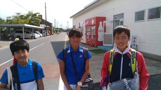 U-13RSK全国選抜ジュニアテニス選手権大会関東予選2日目結果報告