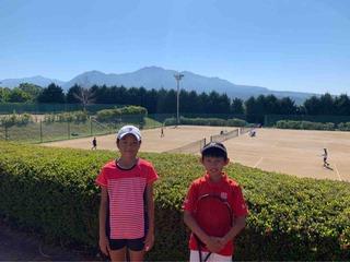 全国小学生テニス選手権関東推薦順位決定戦結果報告