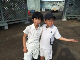 神奈川県ジュニアテニス選手権終了!