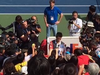 楽天オープンテニス