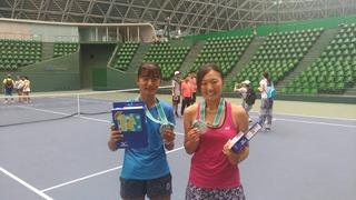 2018 Hyogo International Junior Tournament 1・2 結果報告