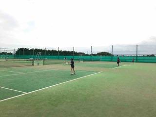 関東ジュニアレニックスジュニアチーム合宿 練習