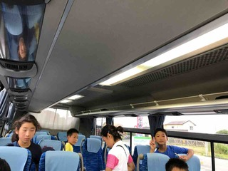 関東ジュニアレニックスジュニアチーム合宿 練習終了&出発