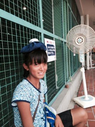 全日本Jrテニス選手権二回戦!
