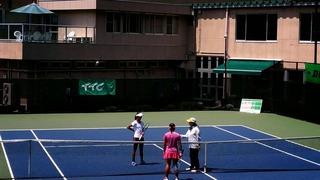 全国選抜ジュニアテニス選手権大会3回戦(QF)・4回戦(SF)結果報告