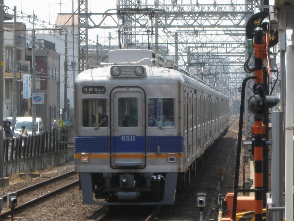 南海電気鉄道6300系電車 ...
