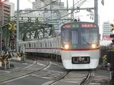 東京都交通局5300形電車(品川-北品川間にて、'17.03.17撮影)
