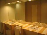 大丸東京店8階トイレ洗面台