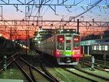 東京都交通局10-000形電車(桜上水駅にて、'18.01.16撮影)