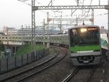 東京都交通局10-300R形電車(聖蹟桜ヶ丘駅にて、'13.05.15撮影)
