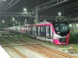 京王電鉄新5000系電車(高幡不動駅にて、'17.08.22撮影)