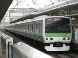 JR東日本E231系電車(池袋駅にて、'16.10.22撮影)