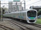 西武鉄道30000系電車(所沢駅にて、'16.08.20撮影)