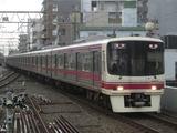 京王電鉄8000系電車(笹塚駅にて、'18.08.12撮影)