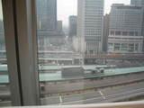 大丸東京店12階トイレ(02)からの眺望